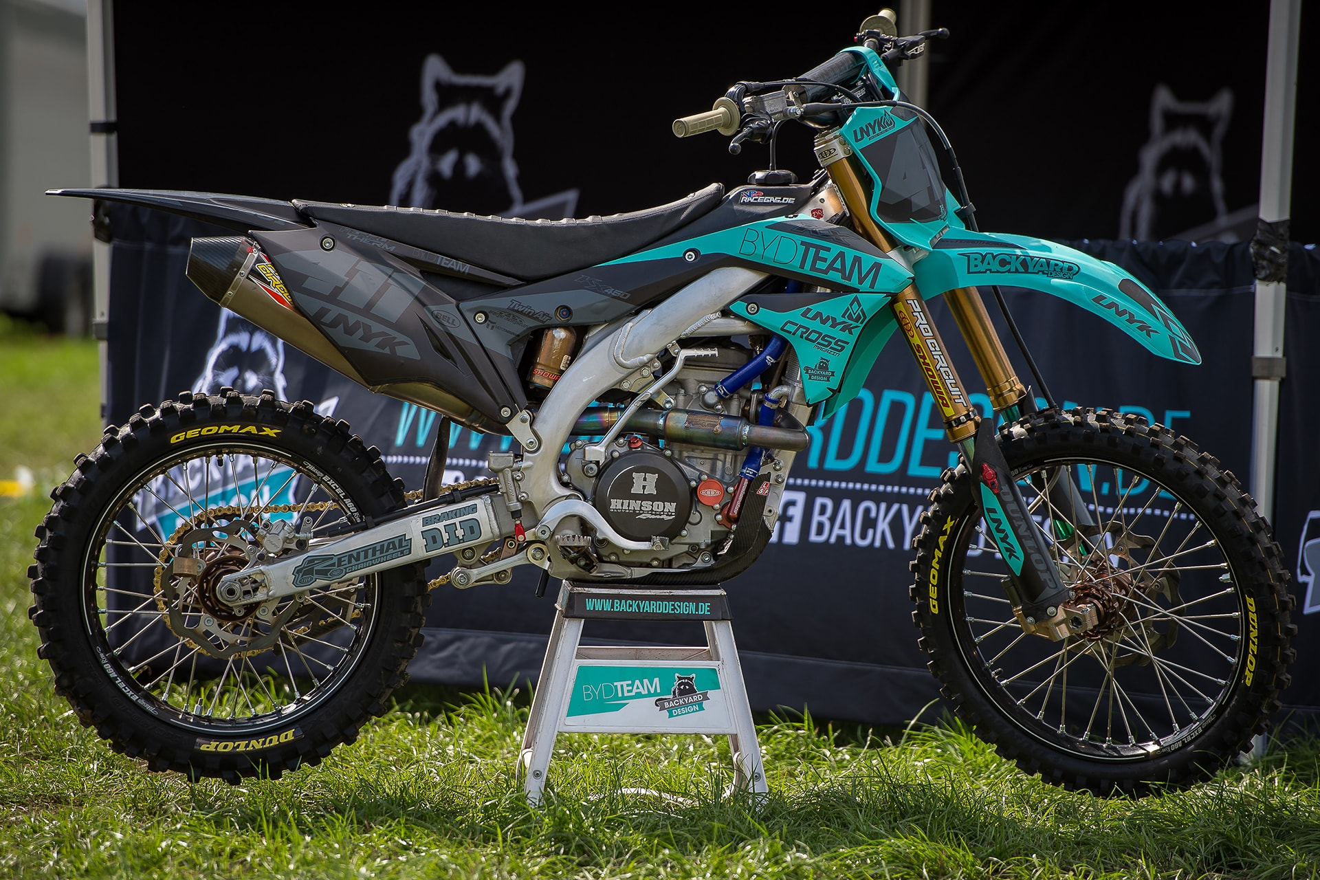 Acerbis Tld Special Edition