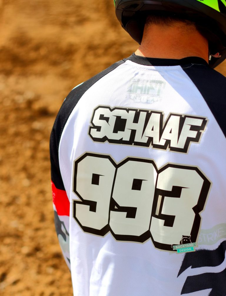Jersey Print Motocross Jersey Print Design Name Number Logo Factory Style