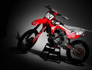 Josh Hansen Honda Graphics 2020