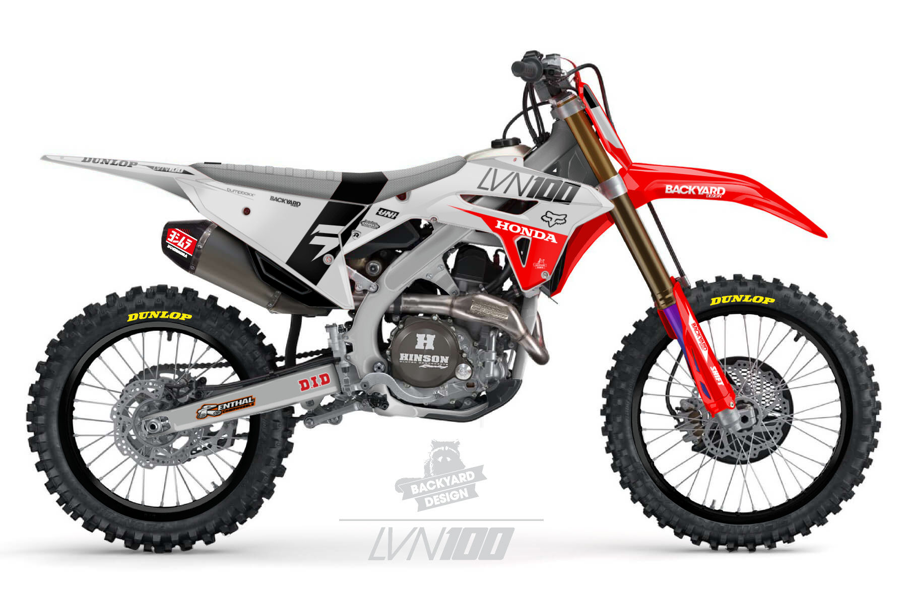 Honda CRF450R MX Graphic Kits  This bike was built to dominate the competition and higher your ambition. With the CRF450R you are as close to a factory bike as can be.